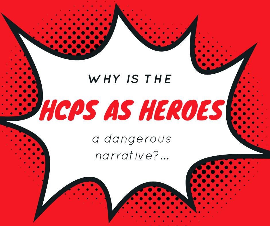 HCP as heroes